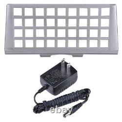 61 Key Electric Music Keyboard Piano 345 Timbres Organ Talent Practise With Stand