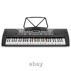61-Key Electronic Keyboard Portable Digital Music Piano