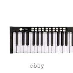 88 Key Digital Home Music Piano Keyboard Portable Electronic Musical Instrument
