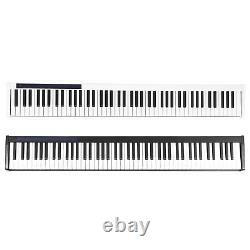 88 Key Electronic Keyboard Music Electric Digital Piano with Sustain Pedal USA