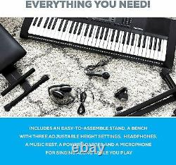 Alesis Melody 61 MKII 61 Key Music Keyboard / Digital Piano Built-In Speaker