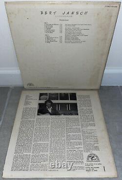 BERT JANSCH 14 Vinyl LP Lot 1st PRESS US UK Italy Import PENTANGLE EX+ RARE