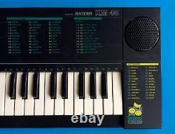 BONTEMPI Piano KM 40 Kids Music ORGEL Keyboard KLAVIER Synthesizer o OVP Box 80