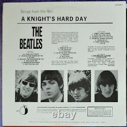 Beatles A KNIGHTS HARD DAY 2LP SAPCOR Rec-Not TMOQ-Used- Cover VG+ Vinyl EX/NM-