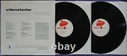 Beatles WITHERED BEATLES 2LP SAPCOR Rec- Not TMOQ Used Cover VG+ Vinyl EX/NM-