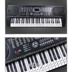 Beginner Music Keyboard Piano Stickers 88/61/54/49Keys Set
