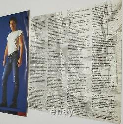 Bruce Springsteen Born In The USA 1984 Cbs Numbered Promotional Copy