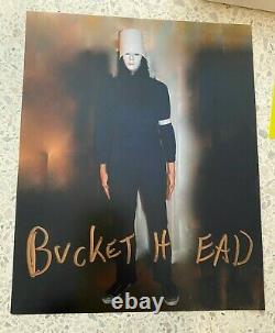 Buckethead Crime Slunk Scene Limited E Vinyl LP 2017 Signed & # le37 Rare Plus
