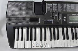 Casio CTK-720 Electronic USB MIDI Keyboard Piano 61 Keys Musical