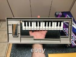 Commodore 64 Sight & Sound Incredible Music Piano Keyboard Complete In Box CIB