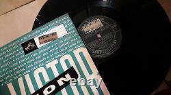 Elvis ARGENTINA La Mujer Que Yo Adoro LOVING YOU 1957 TEMPORARY COVER PROMO LP