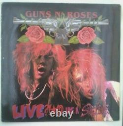 Guns N' Roses Live Like A Suicide ('86), Appetite ('87), Illusion 1&2'08