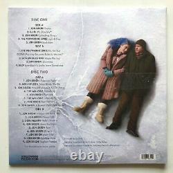 Jon Brion'eternal Sunshine Of The Spotless Mind' Rsd Orange Marble Swirl Vinyl