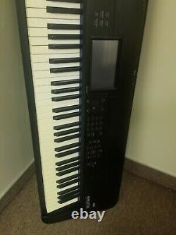 Korg Krome 88 Key Music Workstation Keyboard Synthesizer Synth Piano