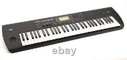 Korg i3 61 Key Music Workstation Digital Piano Keyboard with Pro Level Sounds