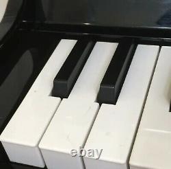 Korg tiny piano real toy 25key black keyboard digital small toy kids music mini