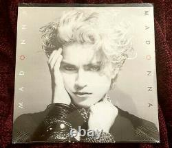 MADONNA THE FIRST ALBUM SEALED MINT 1st US 1983 VINYL RELEASE LUCKY STAR SIRE LP