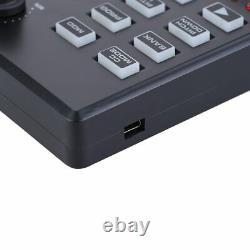 MIDI Controller Keyboard USB Drum Beat Machine Portable Studio Music DJ Piano