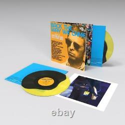 NOEL GALLAGHER'S HIGH FLYING BIRDS Back The Way We Came 2 x BLACK/YELLOW LP