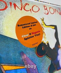 Oingo Boingo Good For Your Soul 2021 Remaster LP Clear Magenta #/500 Sealed New