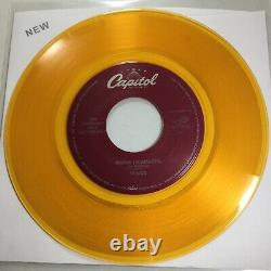 Paul McCartney & Wings Maybe I'm Amazed / Band On The Run 45 PROMO Gold MINT