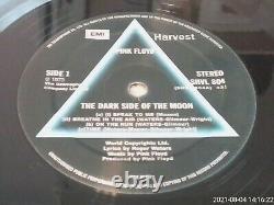 Pink Floyd Dark Side Of The Moon 30th Anniversary Edition. Near Mint