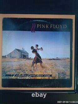 Pink Floyd Lot Ummagumma/relics/animals/the Wall/final Cut/momentary Lapse +++