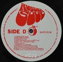 Re-Introducing THE BEATLES 2LP SAPCOR Rec-Not TMOQ-Used Cover VG+ Vinyl EX/NM-