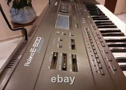 Roland e-600 keyboard Music Piano E 600
