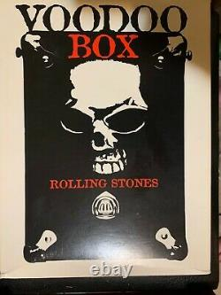 Rolling Stones-VOODOO LOUNGE BOX PignoseAmp- RING #441of 500 Limited EditionsEtc