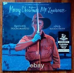 Ryuichi Sakamoto Merry Christmas Mr Lawrence Newbury Colored Vinyl LP 300 ONLY
