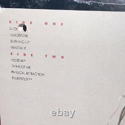 Sealed Madonna Self Titled Sire 1-23867 Original US LP Borderline Holiday 1983
