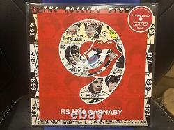 Sold Out Limited (1000) The Rolling Stones Some Girls Carnaby Street Red Vinyl