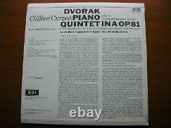 Sxl 6043 Dvorak Piano Quintet / Schubert Quartettsatz Curzon / Vpo Qrt Nm