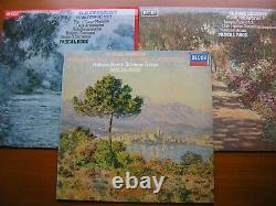 Sxl 6855 / 6928 / 6957 Debussy Solo Piano Music Pascal Roge 3lp Nm
