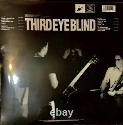 THIRD EYE BLIND 3EB Self-Titled 2LP RED COLORED Vinyl Record, NEW SEALED