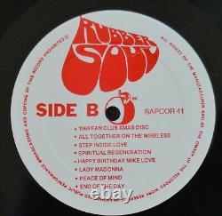 The Beatles HEY JULIAN (JUDE) -2LP-SAPCOR-Not TMOQ-Used-Cover VG+ Vinyl EX/NM-