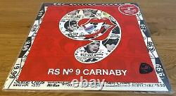 The Rolling Stones Some Girls Red No 9 Carnaby LP Vinyl Limited 1000 Sold Out