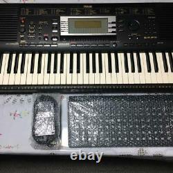 YAMAHA Electronic Piano MIDI Keyboard with Manual music stand adapter