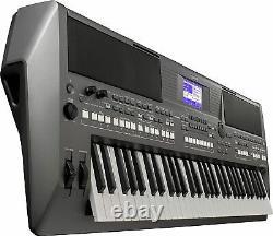 Yamaha Electronic Keyboard Piano PSR-S670 61 Keys Music Used JP F/S FEDEX RSMI