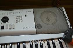 Yamaha Portable Grand Dgx-230 Ypg-235 Keyboard Digital Piano Works Used Missing