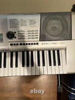 Yamaha YPT-420 Digital Keyboard Piano Owner's/ User Manual (Pages107)