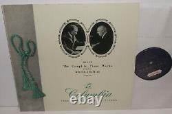 33cx 1350/1/2 Ravel Complete Piano Works Walter Gieseking Factory Sample 3lp Set