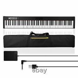 88 Clés Digital Music Electronic Keyboard Kids Piano Électrique Multifonctionnel