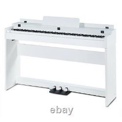 88 Clés Musique Numérique Piano Clavier Instrument Électrique Avec 3 Pédales