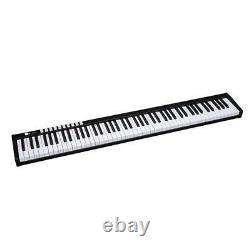88 Key Digital Home Music Piano Keyboard Instrument De Musique Électronique Portable
