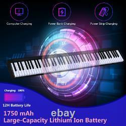 88 Key Digital Musical Piano Portable MIDI Keyboard Home Key Bluetooth Avec Pédale