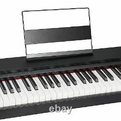 88 Key Electronic Keyboard Musique Électrique Piano Numérique Avec Haut-parleurs