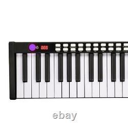 88 Touches Clavier Électronique Numérique Pour Piano Intégré À Double Haut-parleurs Bluetooth Music