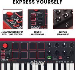 Beat & Music Digital Piano Usb MIDI Drum Pad And Keyboard Controller Joystick VI